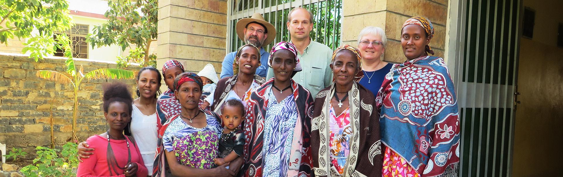 Healing Hands People in Ethiopia - Header